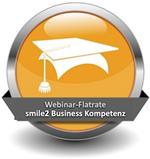 smile2 Business-Kompetenz Webinar Flatrate